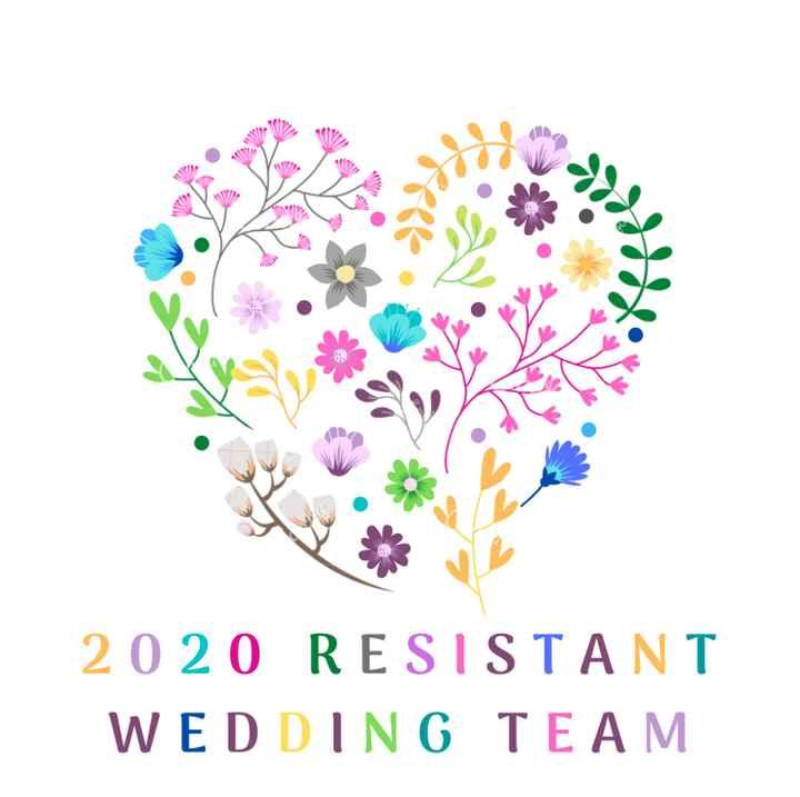 2020_resistant-wedding-team  - Instagram post covid pour partager tous ces moments - 1