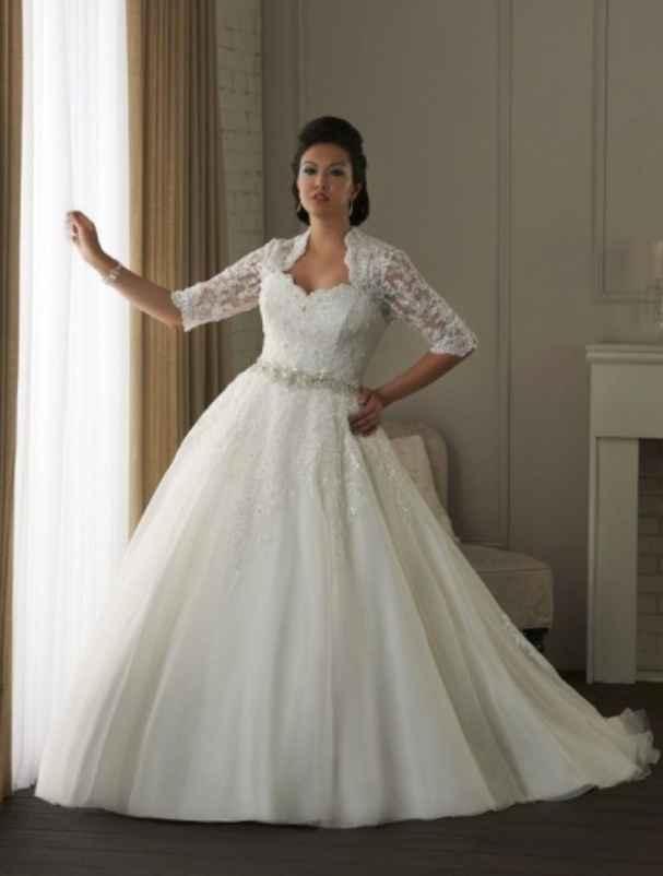 Crée ton look de mariée - 1