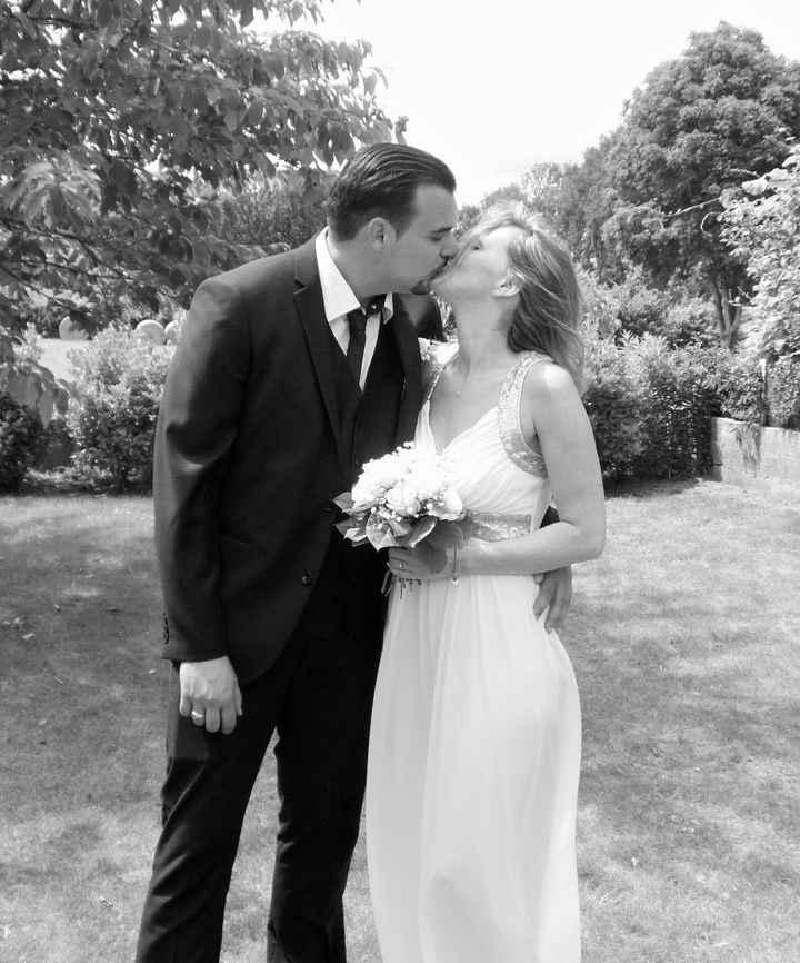 nouveaux mariés!!!!