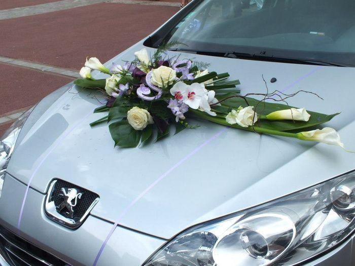 fleurs mariage pres de caen - calvados - forum mariages