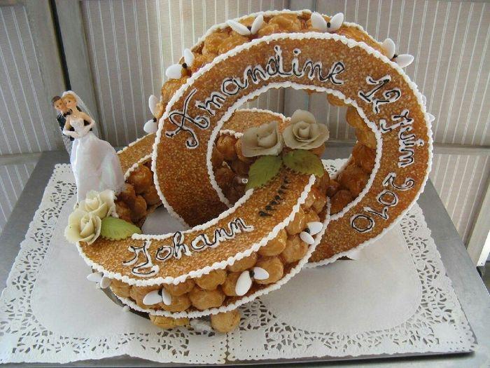 Wedding cake ou pi ce mont e classique mayenne forum - Photos de pieces montees originales ...