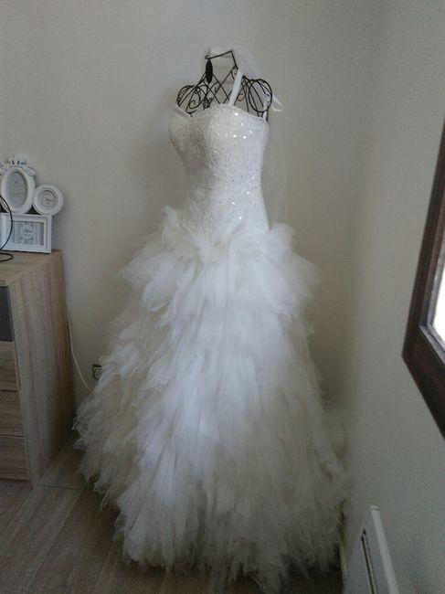Que faire de ça robe après le mariage ?? - 1