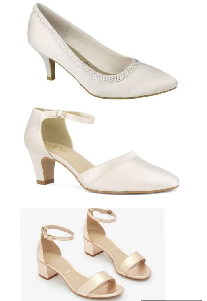 Inspi: chaussures de mariées 2