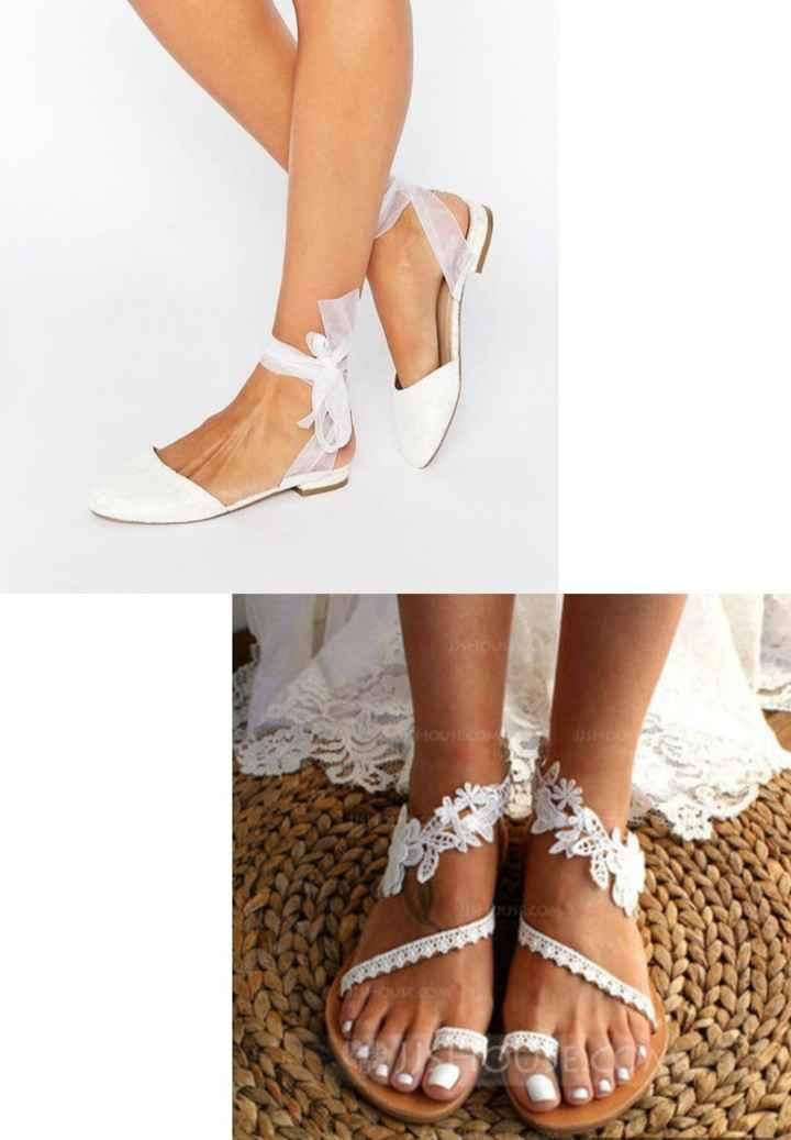 Inspi: chaussures de mariées 3