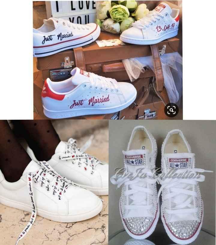 Inspi: chaussures de mariées 6