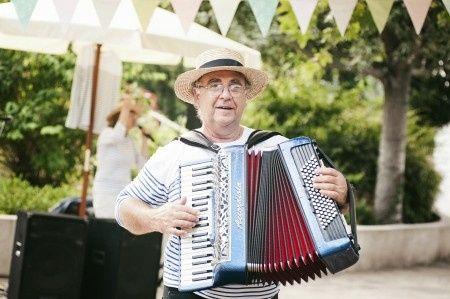 l'accordéonniste