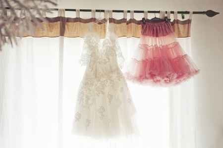 robes et jupon