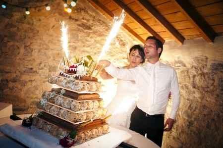 gateaux des mariés