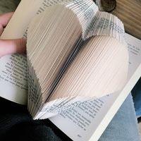 diy livre coeur - 1