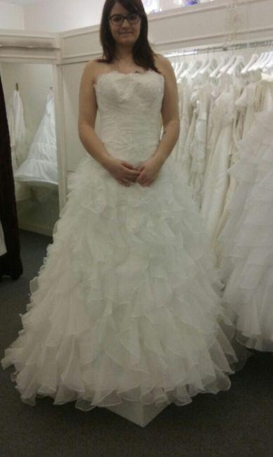 Robe de mariée prix - 4