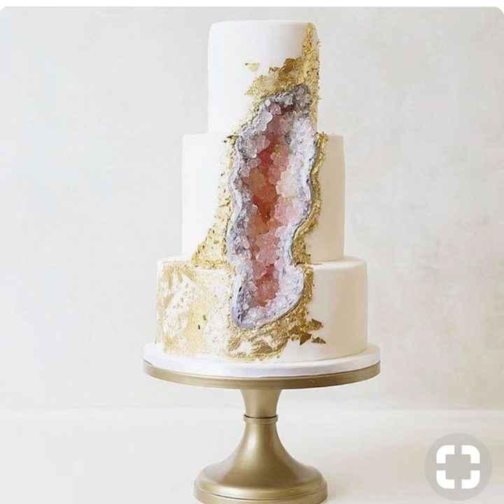 Gâteau geode - 3