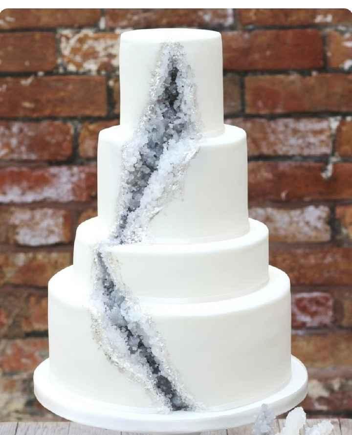 Gâteau geode - 6
