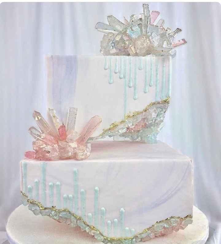Gâteau geode - 8