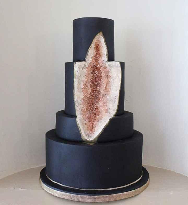 Gâteau geode - 9