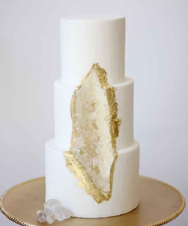 Gâteau geode - 11
