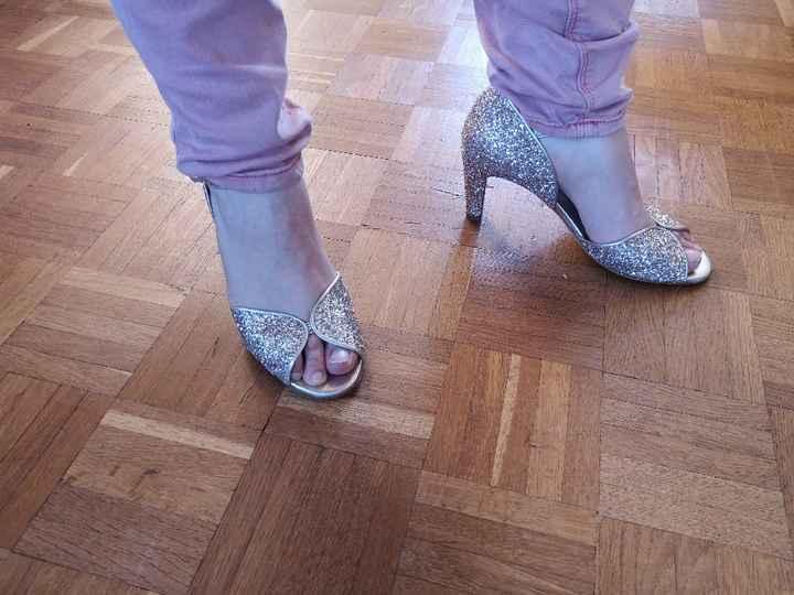 Chaussures validées ! - 1