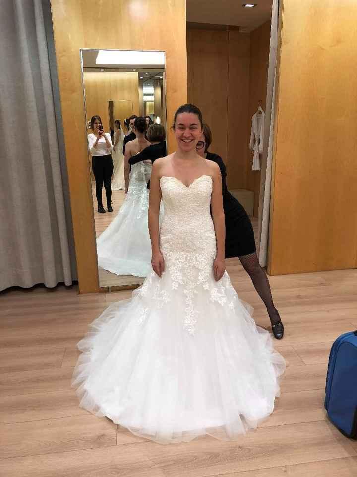 Robe de mariée - 1