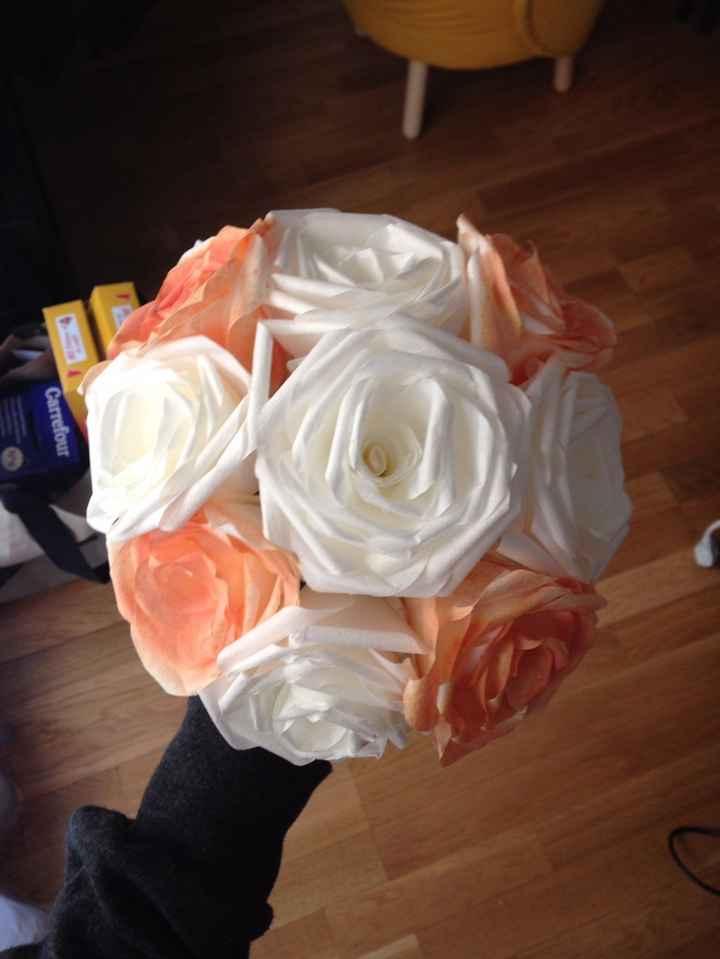 mes fleurs en papiers filtre 3