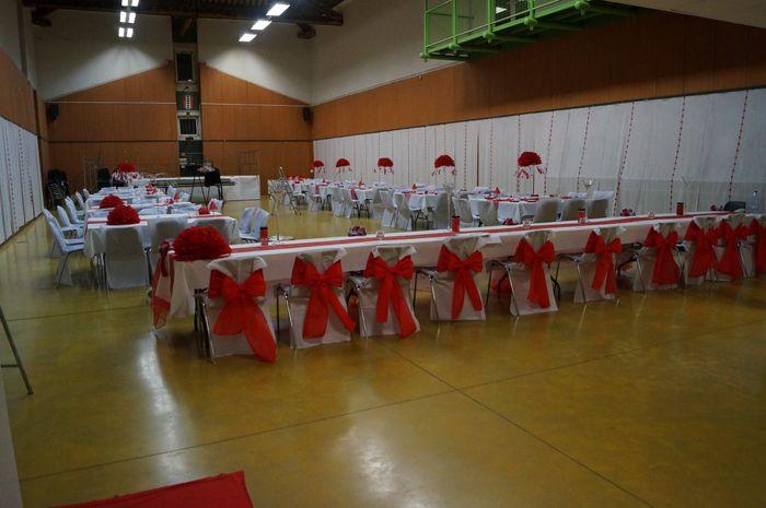 la salle du mariage
