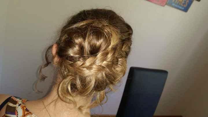 1er essai coiffure - 2