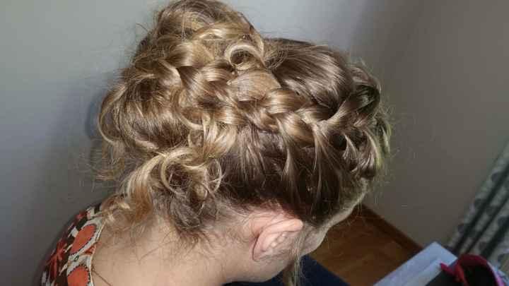 1er essai coiffure - 1