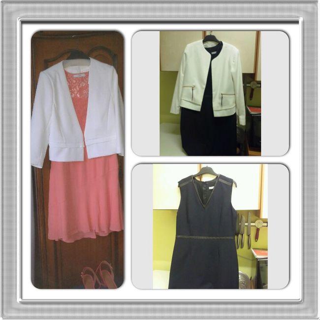 Photos des tenues de nos maman et belle maman - 1