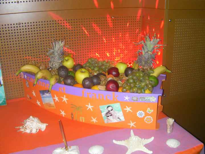 Notre corbeille a fruits