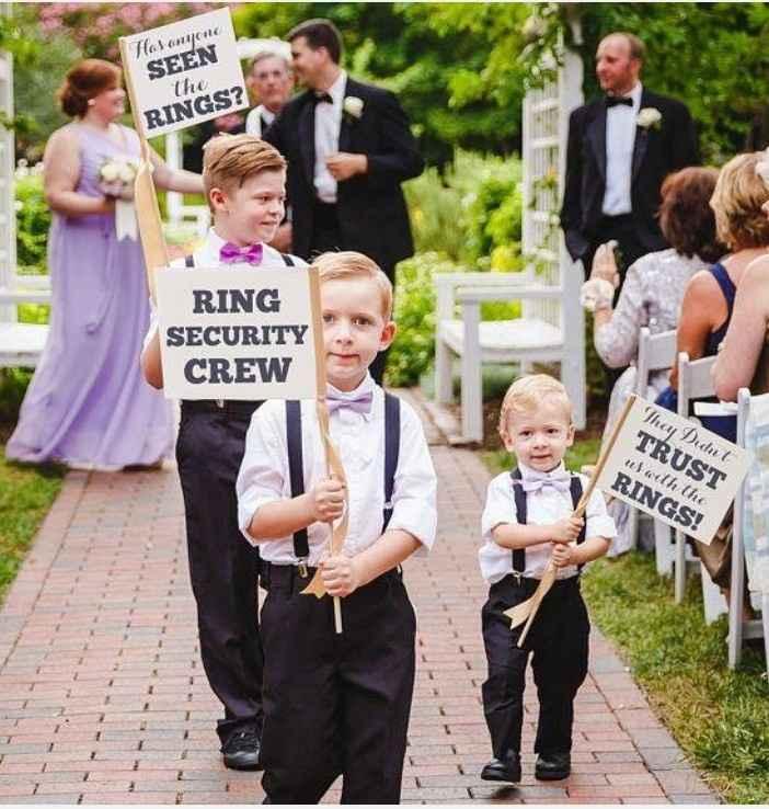 Enfant des mariés - 1
