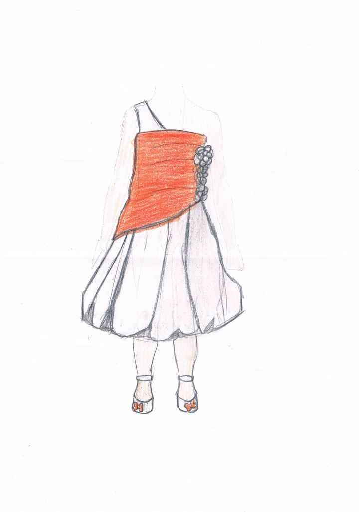 La robe pour mes filles d'honneur 2