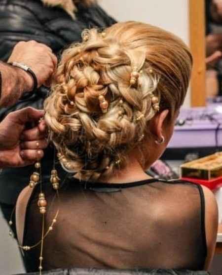 Accessoire de cheveux