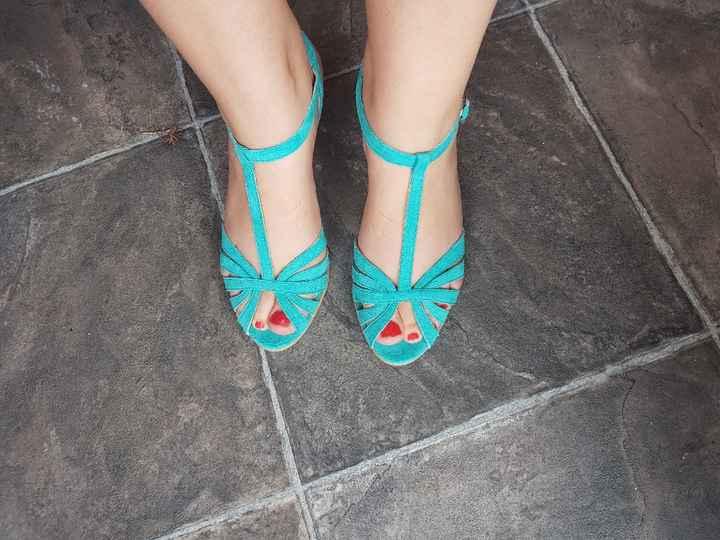 Enfinnnnnnn mes chaussures - 1