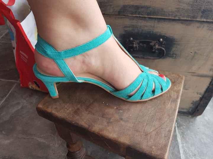 Enfinnnnnnn mes chaussures - 2