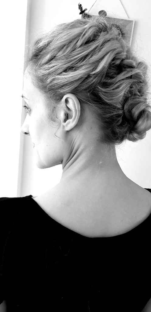 Test maquillage et coiffure 🤗 - 1
