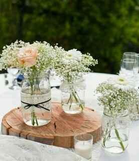 Cherche centre de table pot à visser pour fleur - 2