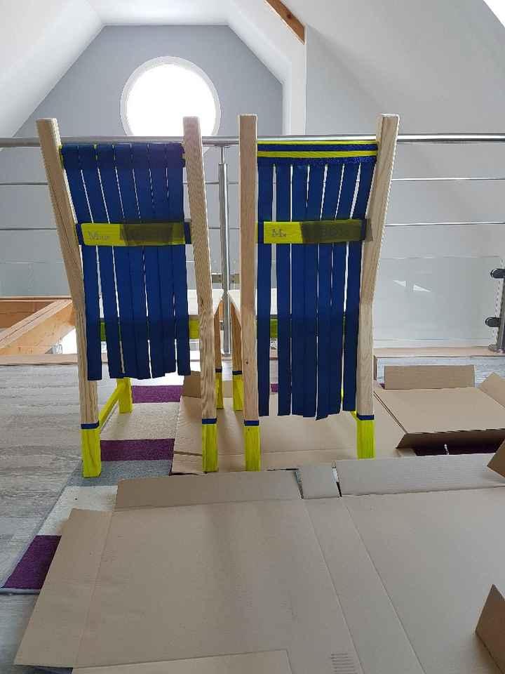 Déco de chaises laquelle choisir? - 1