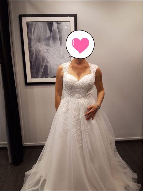 1Er essayage de robe - 3