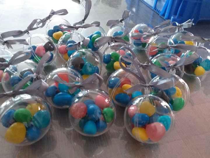 Dragées adultes & bonbons enfants fait 👍 - 2