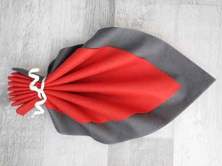 Pliage serviette 👍 - 1