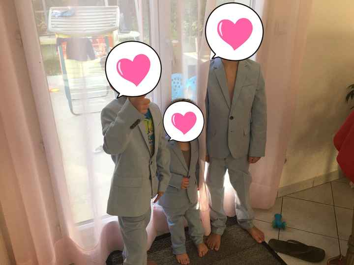 Trouvé ou à la recherche : La tenue des petits ! - 1