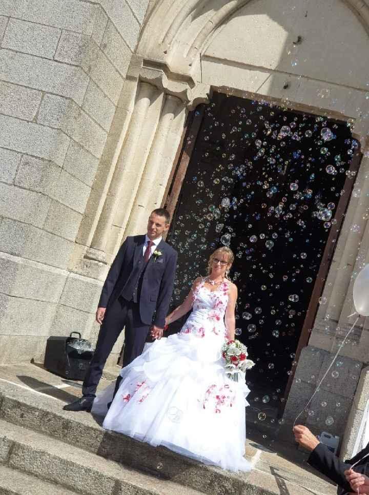 Mariage 1er Août 2020 💍🤩 c'est fait 🥰❤ - 1