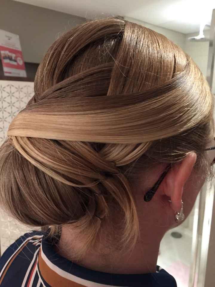 Long ou court : Les cheveux 👩 - 1