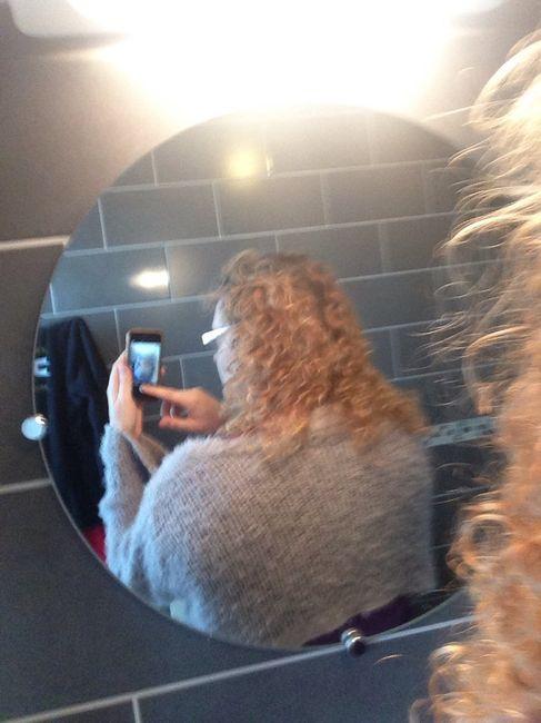 Mon deuxième essai coiffure - 1