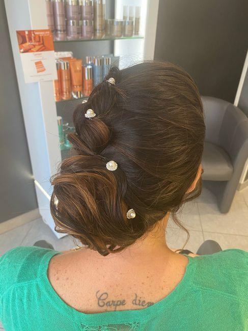 Essai coiffure team 03/10 1