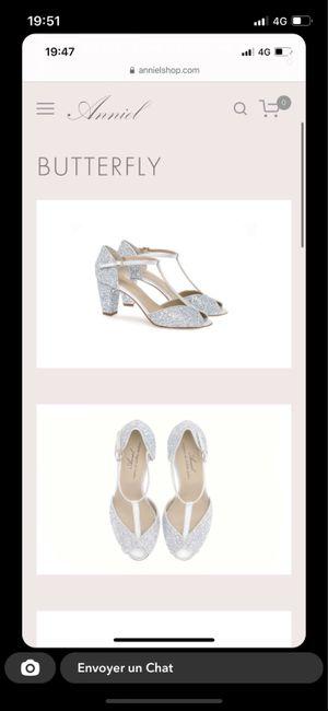 Chaussure anniel 1