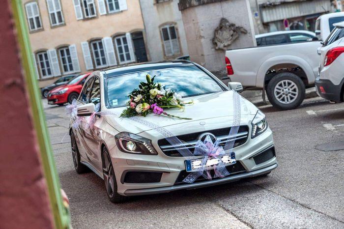 Robe princesse et voiture 8