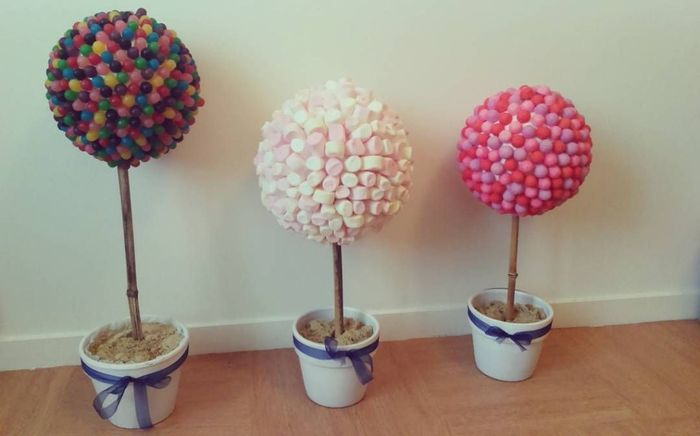 arbres à bonbon
