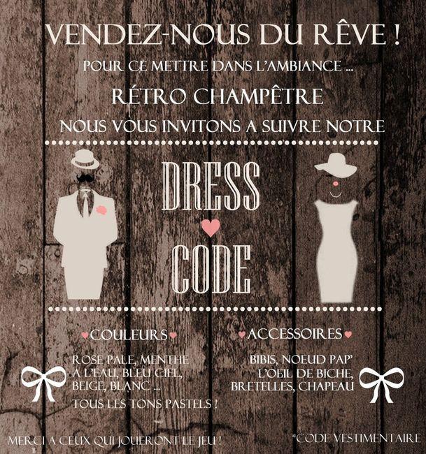 Dress code pour votre mariage page 16 mode nuptiale for Code vestimentaire pour un mariage formel