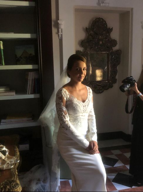 Avis sur une boutique de robes de mariées 1