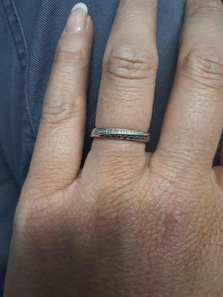 Bague fiançailles 2