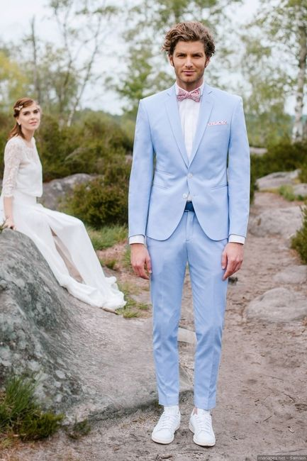 Battle de style : le look du marié ! 1